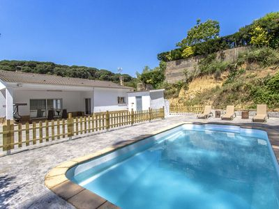 Photo for Catalunya Casas: Villa Massanet for 7 guests, just 13km to the beach!