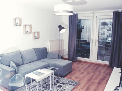 Photo for South Strasbourg, 50m2, new and modern, wifi, private parking