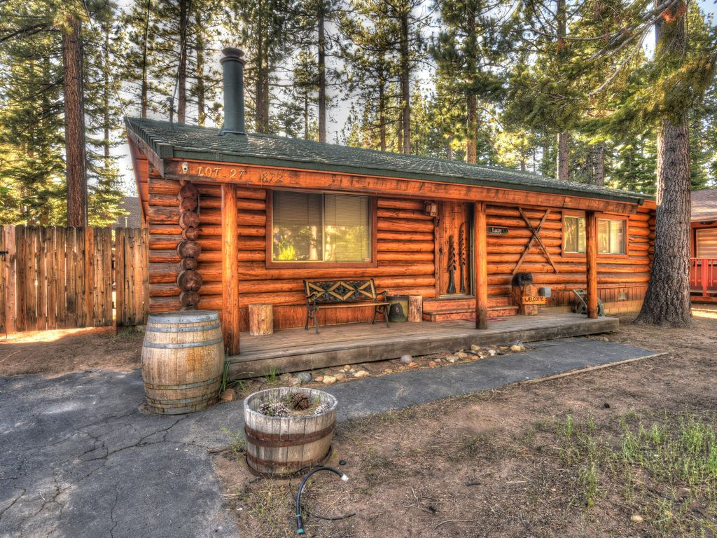 delightful south lake cabin with cute homeaway pioneer trail