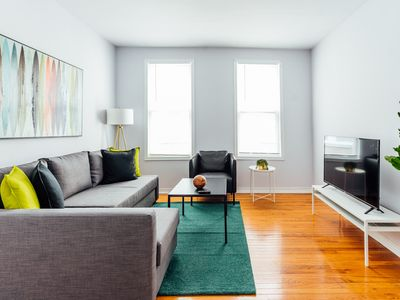 Photo for Hip and Trendy Condo Near Wrigley | Cubs | Logan Square HL3