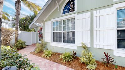 Photo for Charming cottage-style condo w/ shared pool, Gulf views & easy beach access!