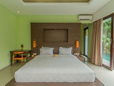 Photo for One Bedroom Pool Villa with Breakfast in Ubud