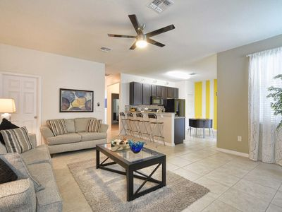 Photo for Perfect  for 10 guests -5 beds in Orlando-Kissimmee