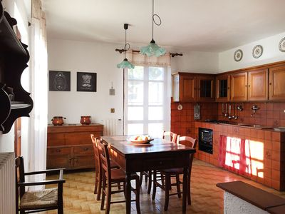 Photo for La Luna sul Tetto, a lovely apartment halfway between Assisi and Spoleto.