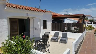 Photo for Beautiful Fully Modernised Bungalow in Playa Del Ingles