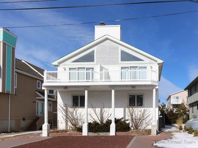 Photo for 2 BLOCKS TO BEACH - charming townhouse within walking distance to town & restaurants
