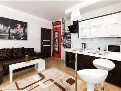 Photo for One bed. Apartment FABRYCZNA 2