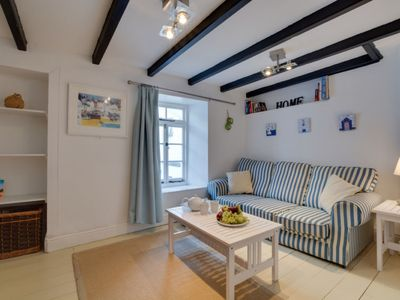 Photo for Vacation home Chapel Cottage in Looe - 3 persons, 2 bedrooms
