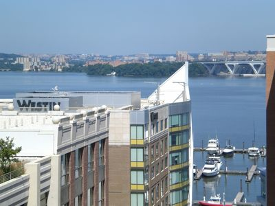 Photo for New Luxury 1 BR WaterView Condo Minutes from Washington DC