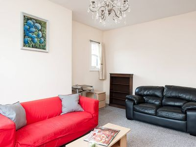 Photo for Bright and Spacious 3BR Flat in West Hampstead