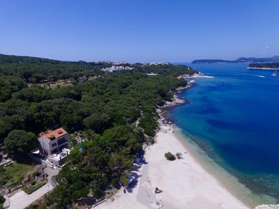 Photo for Secluded Luxury Villa in Dubrovnik with private heated pool - Villa Franica