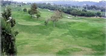 View of Riverwalk Golf Course from the balcony