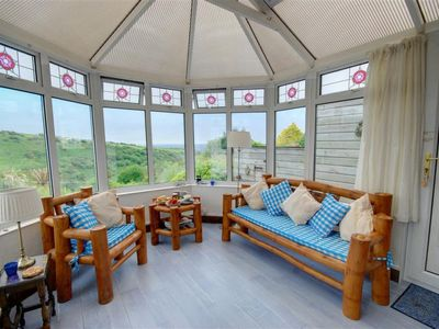 Photo for Vacation home Little Valley in Tintagel - 5 persons, 3 bedrooms