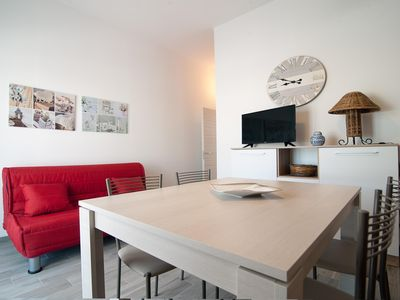 Photo for Flavio  apartment in Capilungo with air conditioning, private terrace & jacuzzi.
