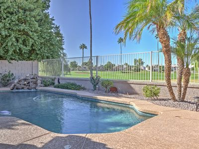 Photo for Beautiful Glendale Home w/Pool & Golf Course Views