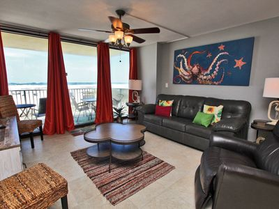 Photo for Whaler 1D - Beautiful 2nd Floor 3BR Condo Steps from the Beach!