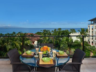 Photo for Grand Seascape K407- Ocean Views-VACATION IN YOUR OWN PRIVATE MAUI PARADISE!