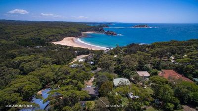 Photo for 59 Burri Point Road, Guerilla Bay