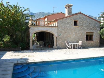 Photo for VILLA LOS ARCOS WITH SEA AND MOUNTAIN VIEWS