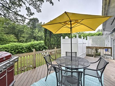Photo for NEW! Narragansett Townhome on 2.5 Acres Near Ocean