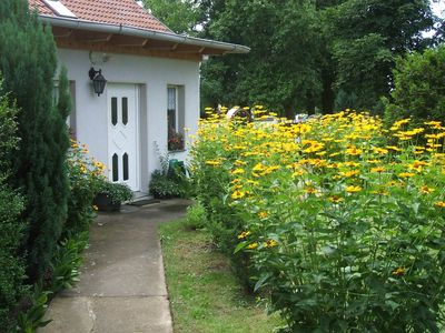 Photo for Nice holiday home in Brandenburg with an idyllic garden