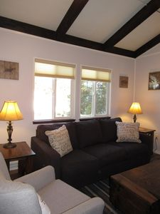 Photo for 2 bdrm, Cozy Top Floor Mountain Escape located on bus line