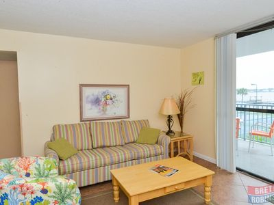 Photo for GREAT Rates and 7 Night SPECIALS! The Surf & Racquet in Gulf Shores!