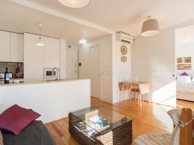 Photo for Alfama Riverview by Hideout - One Bedroom Apartment, Sleeps 3