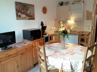 Photo for Apartment Combes Blanche 1 & 2 in La Clusaz - 4 persons, 1 bedrooms
