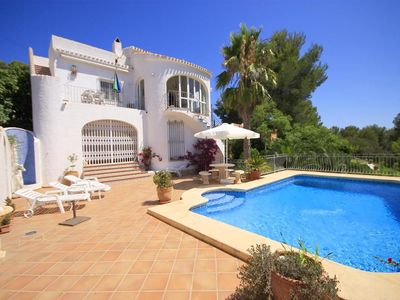 Photo for 2 bedroom Villa, sleeps 4 with Pool