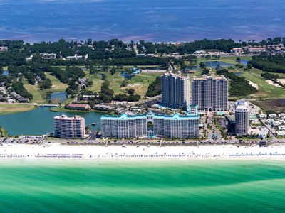 Photo for Spectacular Unobstructed Gulf Views, Reduced Rates, Open on JUNE 1,9, 16TH