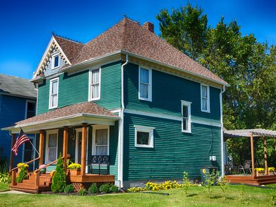 Photo for Beautiful historic home - 3 miles from ND's campus