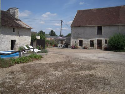 Photo for Sympatheticly restored 18th century home within a 16th century farm courtyard.