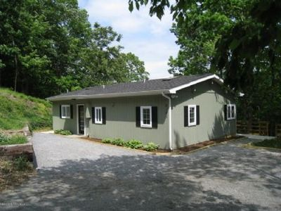 Claytor Lake Hideaway - Private Lake Home with Double Decker Dock - Sleeps 6
