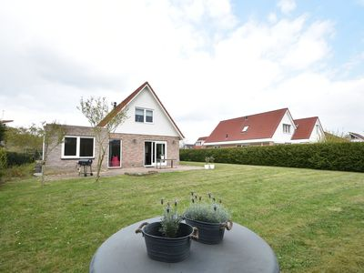 Photo for Spacious home in a quiet park with communal swimming pool.