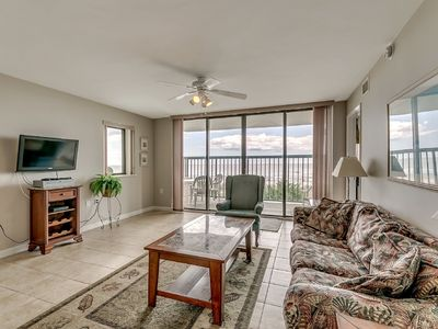Photo for Luxurious & Spacious Oceanfront 4 Bedroom Ocean Bay Club Condo, 110
