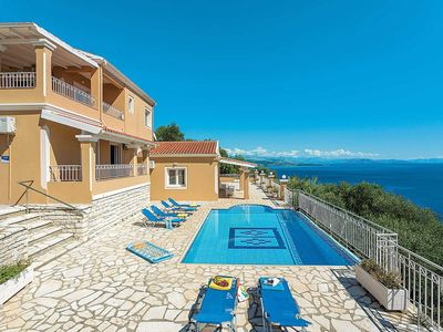 Photo for 3 bedroom Villa, sleeps 6 in Apolysoi with Pool, Air Con and WiFi