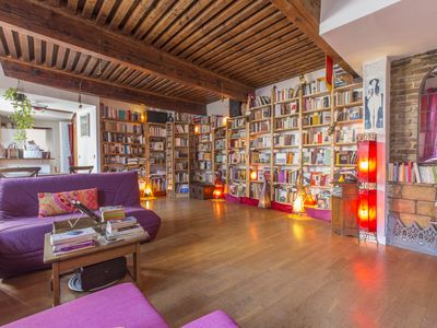 Photo for AUTHENTIC APARTMENT - GRENOBLE CITY CENTER