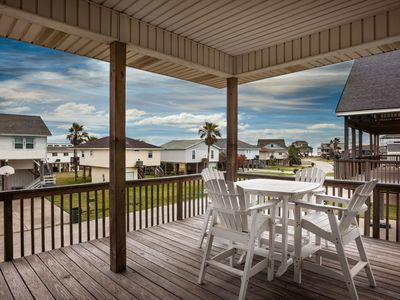 Seabreeze | Beachside home in Spanish Grant - just a short walk to the beach!