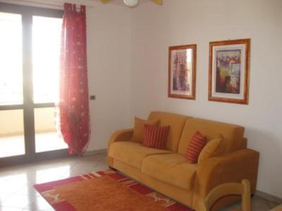 Photo for new apartment just steps from the sea Alghero
