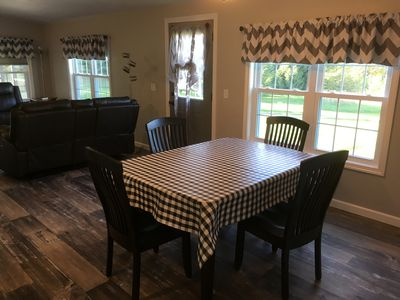 Photo for Back Country Getaway Rental House