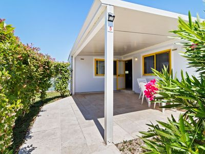 Photo for Exquisite Mobile Home in Banjole with Garden