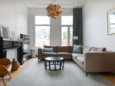 Photo for Child friendly Amsterdam Townhouse