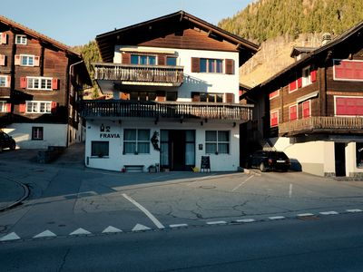 Photo for Beautiful apartment in Sedrun