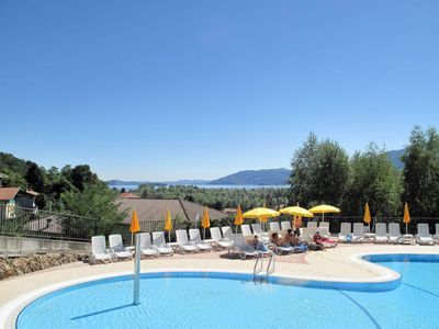 Photo for 2 bedroom Apartment, sleeps 7 with Pool, Air Con, FREE WiFi and Walk to Shops