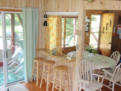 Photo for Bluebird Cottage - Dorset, Ontario, Canada