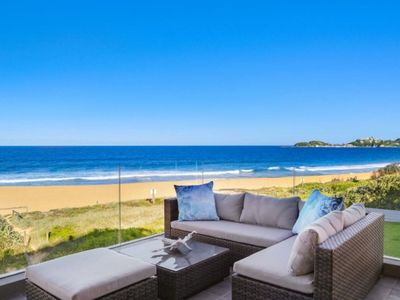 Photo for BOUTIQUE - LUXURY - BEACHFRONT, Sleeping 8 Guests