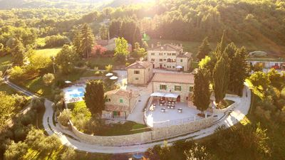 Photo for 2BR Apartment Vacation Rental in Caprese Michelangelo