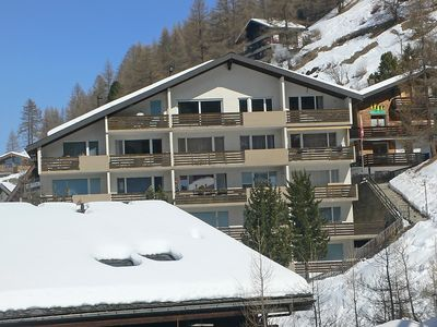 Photo for Apartment in the center of Zermatt with Lift, Internet, Balcony (45991)