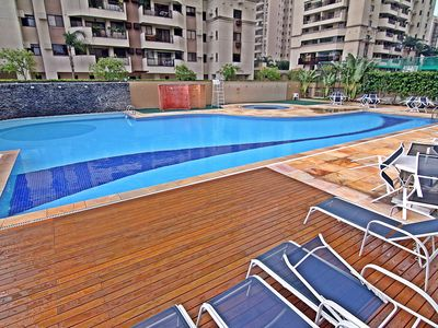 Photo for 3 bedrooms in Barra da Tijuca with pool